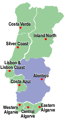 Search for Properties in the Alentejo Region