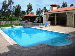 5 Bedroom Villa Foz do Arelho, Silver Coast Ref :AV1340