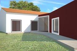 3 Bedroom Villa Foz do Arelho, Silver Coast Ref :AV1543