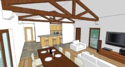 3 Bedroom Villa Foz do Arelho, Silver Coast Ref :AV1544