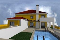 6 Bedroom Villa Caldas da Rainha, Silver Coast Ref :AV1637