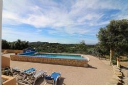 5 Bedroom Villa Santa Barbara de Nexe, Central Algarve Ref :JV10160