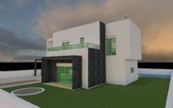 3 Bedroom Villa Caldas da Rainha, Silver Coast Ref :AV1782
