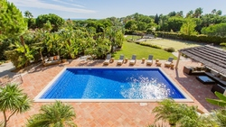 5 Bedroom Villa Quinta Do Lago, Central Algarve Ref