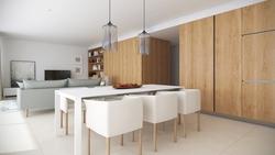 3 Bedroom Penthouse Lagos, Western Algarve Ref :GA324C