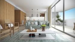 3 Bedroom Apartment Lagos, Western Algarve Ref :GA324B
