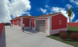 3 Bedroom Villa Caldas da Rainha, Silver Coast Ref :AV1949