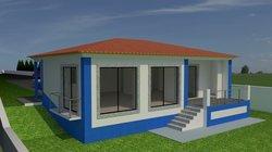 3 Bedroom Villa Caldas da Rainha, Silver Coast Ref :AV1958