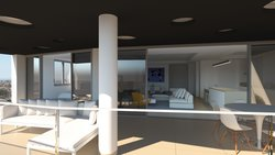 5 Bedroom Penthouse Lagos, Western Algarve Ref :GA214D