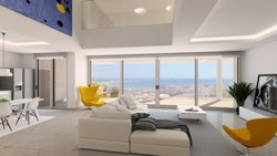 3 Bedroom Penthouse Lagos, Western Algarve Ref :GA214F