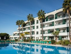 2 Bedroom Apartment Almancil, Central Algarve Ref