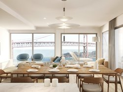 1 Bedroom Apartment Lisbon, Lisbon Ref :AMA13092A