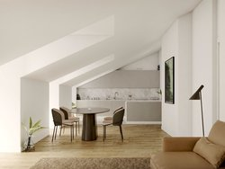 3 Bedroom Penthouse Lisbon, Lisbon Ref :ASA114