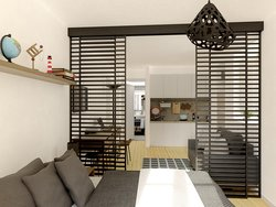 1 Bedroom Apartment Lisbon, Lisbon Ref :ASA1234