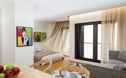 1 Bedroom Studio Porto, Porto Ref :ASA301B