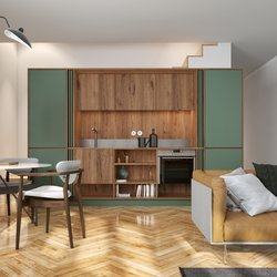 2 Bedroom Penthouse Porto, Porto Ref :ASA230C