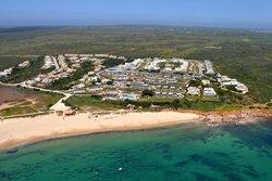 2 Bedroom Villa Vila do Bispo, Western Algarve Ref :ASV238D
