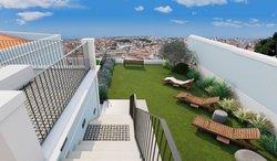 1 Bedroom Apartment Lisbon, Lisbon Ref :ASA168N