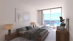 3 Bedroom Penthouse Lagos, Western Algarve Ref :GA412D
