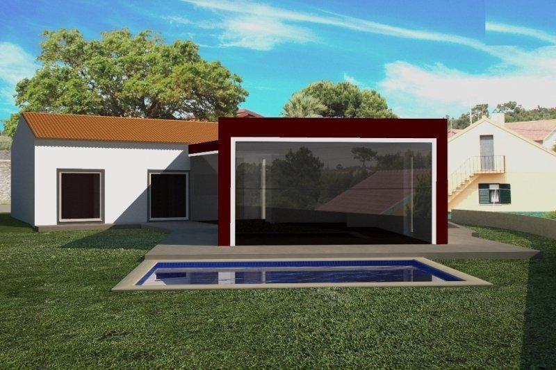 3 Bedroom Villa Foz do Arelho, Silver Coast Ref: AV1543