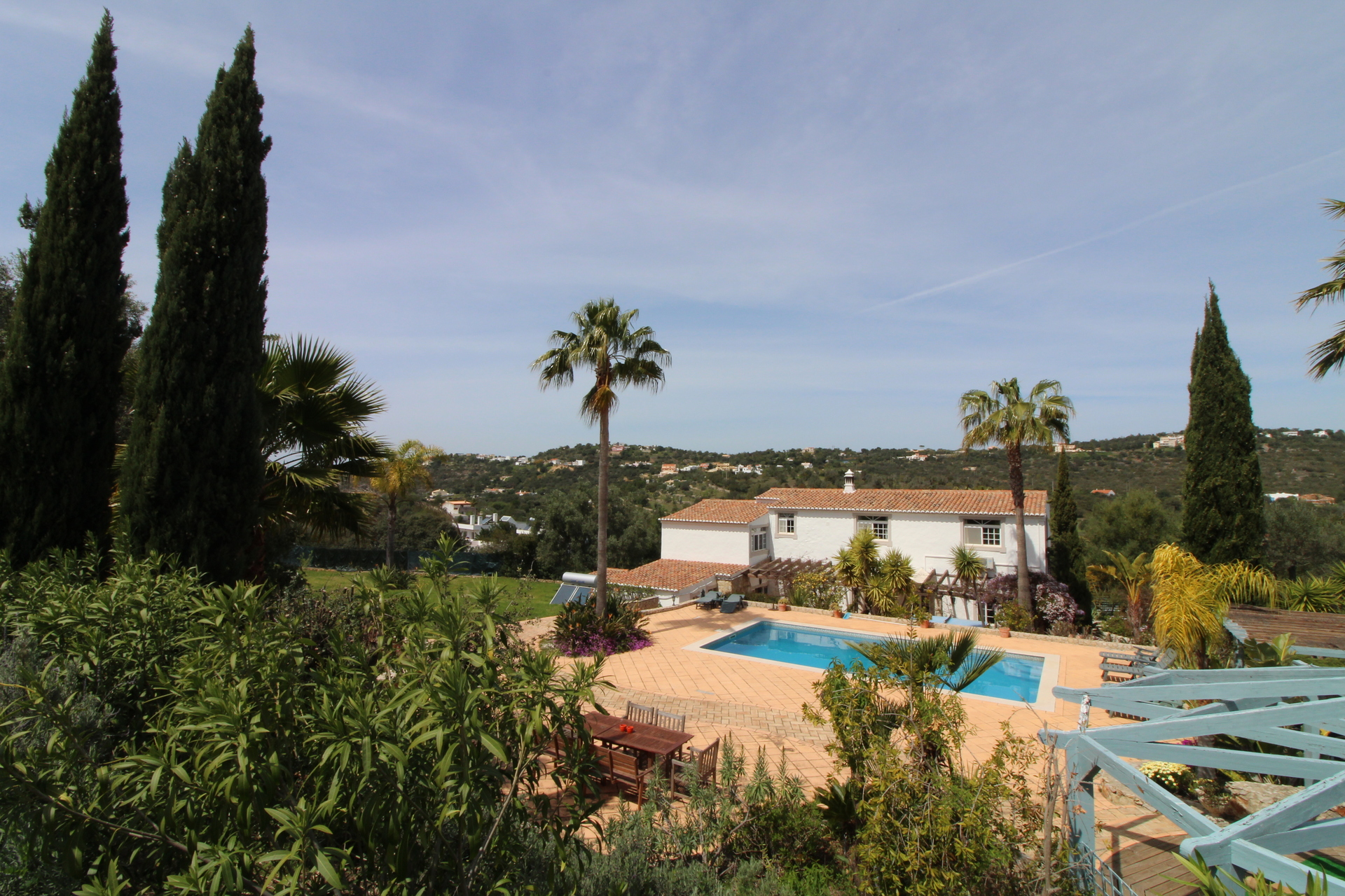 4 Bedroom Villa Loule, Central Algarve Ref: MV19008