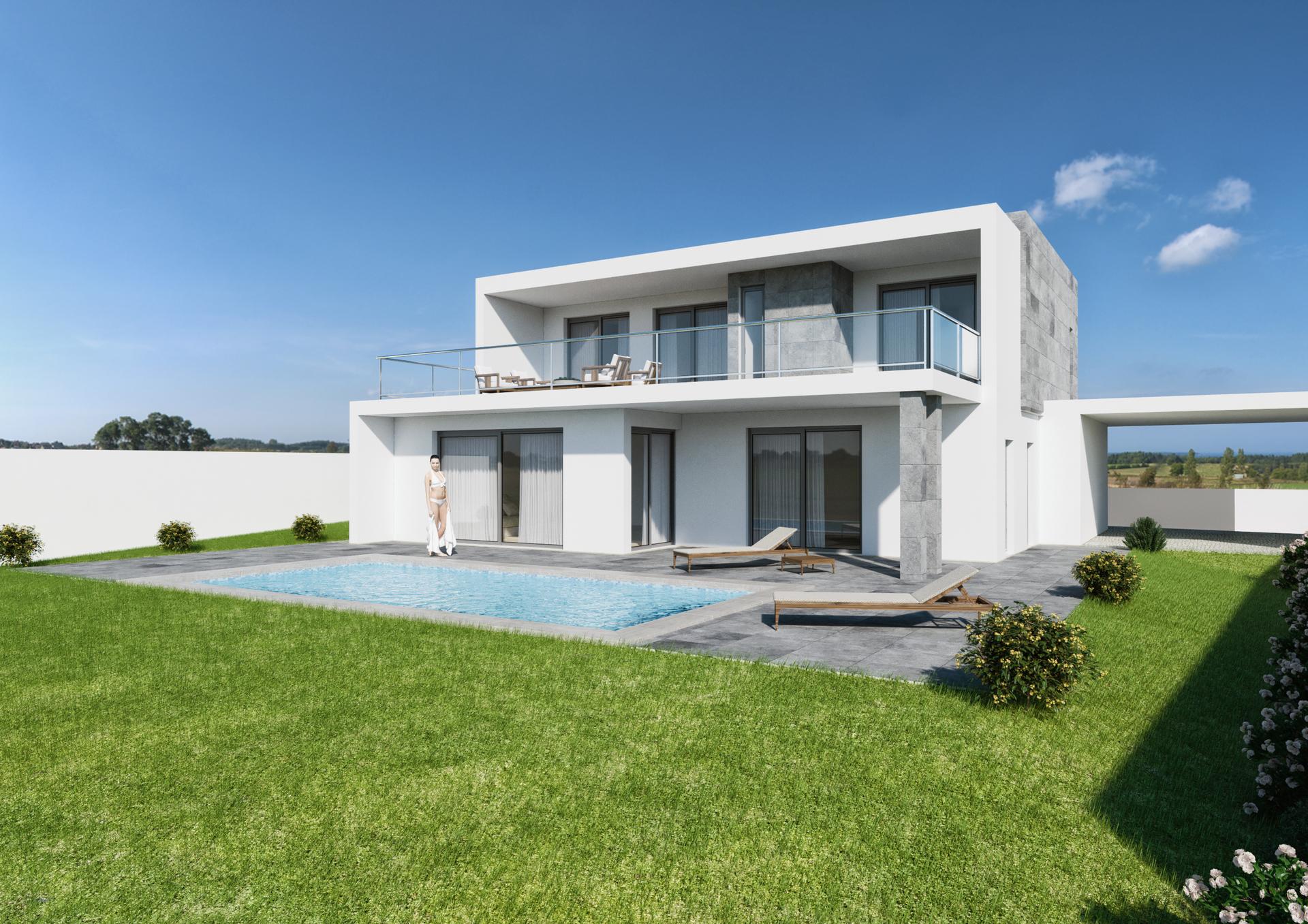 4 Bedroom Villa Caldas da Rainha, Silver Coast Ref: AV1850