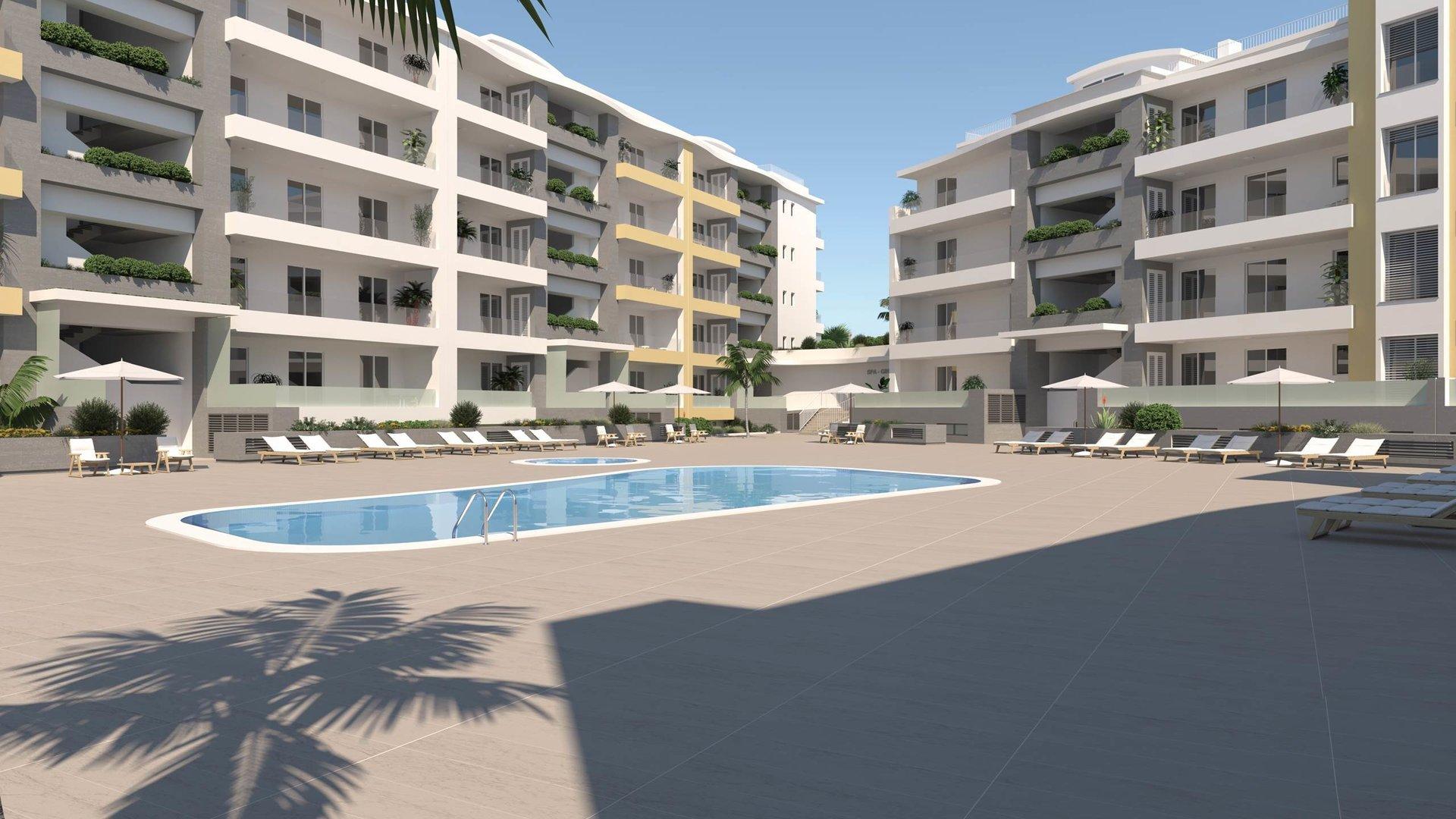 3 Bedroom Apartment Lagos, Western Algarve Ref: GA308C