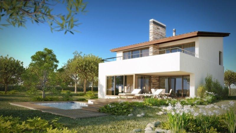 2 Bedroom Villa Obidos, Silver Coast Ref: AV1857