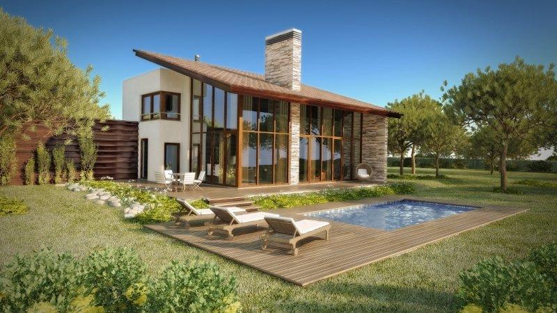 2 Bedroom Villa Obidos, Silver Coast Ref: AV1858