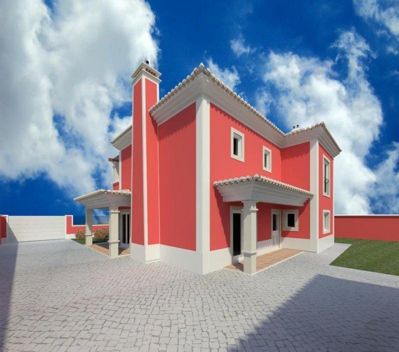 4 Bedroom Villa Caldas da Rainha, Silver Coast Ref: AV1901