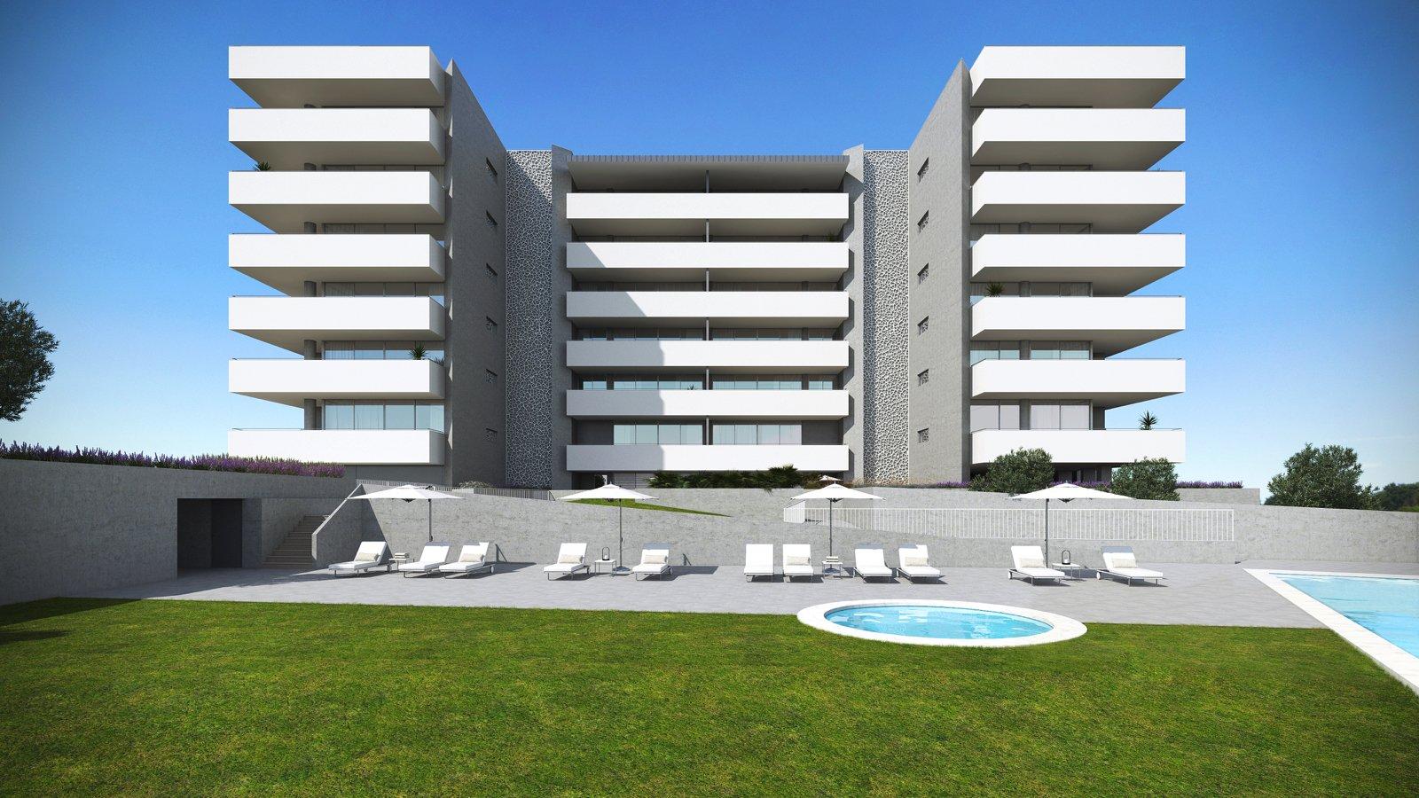 2 Bedroom Apartment Lagos, Western Algarve Ref: GA324A