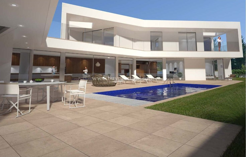 4 Bedroom Villa Praia da Luz, Western Algarve Ref: GV509