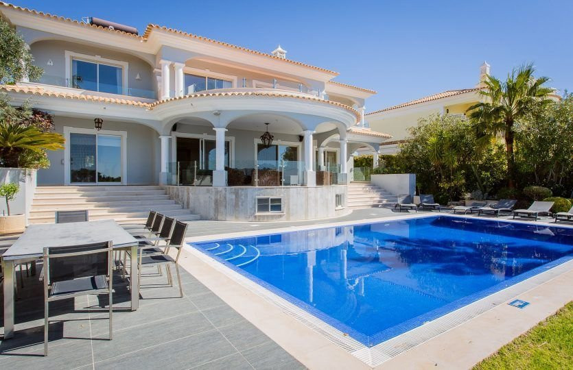 4 Bedroom Villa Vale do Lobo, Central Algarve Ref: MV21279
