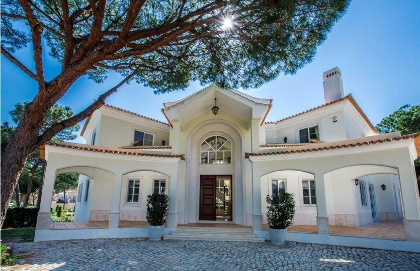 4 Bedroom Villa Quinta Do Lago, Central Algarve Ref: MV21524