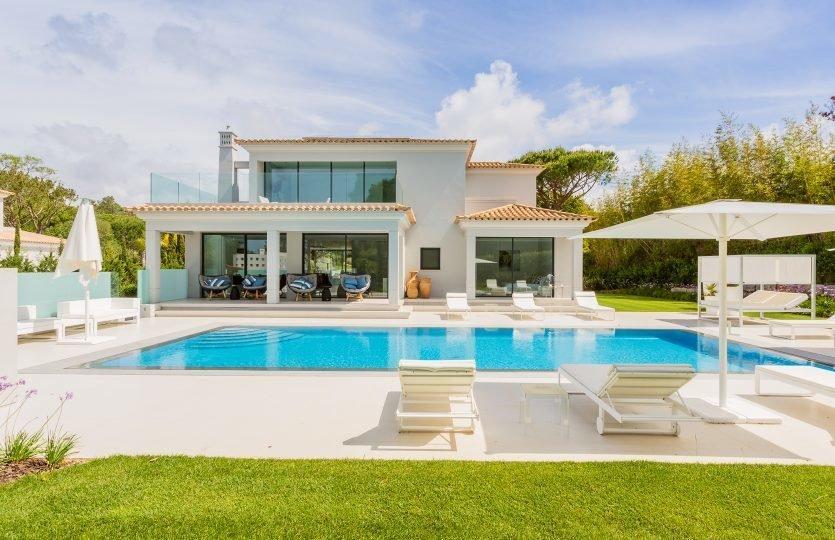 5 Bedroom Villa Quinta Do Lago, Central Algarve Ref: MV21188