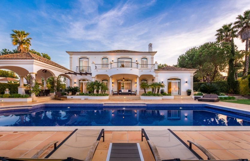 4 Bedroom Villa Quinta Do Lago, Central Algarve Ref: MV20854