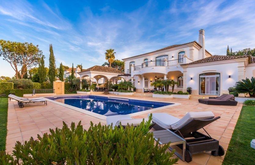 4 Bedroom Villa Quinta Do Lago, Central Algarve Ref: MV20854