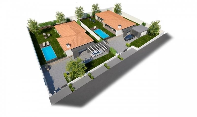 3 Bedroom Villa Caldas da Rainha, Silver Coast Ref: AV1911