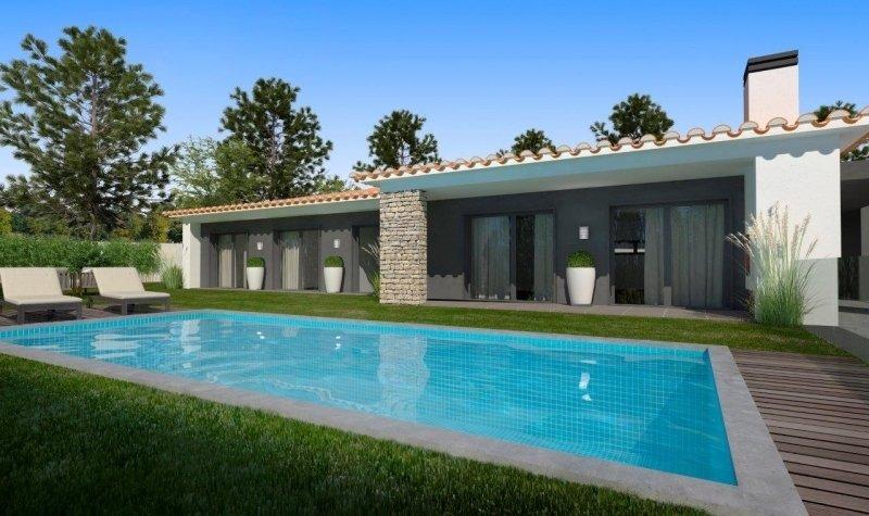3 Bedroom Villa Caldas da Rainha, Silver Coast Ref: AV1912