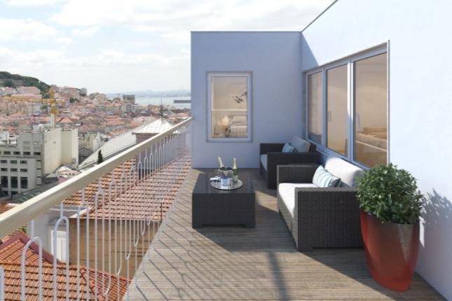 2 Bedroom Apartment Lisbon, Lisbon Ref: AAM108