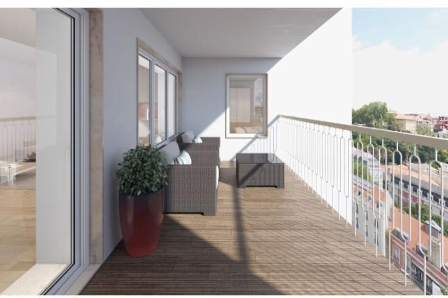 1 Bedroom Apartment Lisbon, Lisbon Ref: AAM112