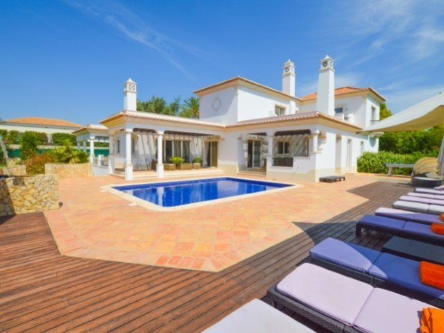 5 Bedroom Villa Quinta Do Lago, Central Algarve Ref: MV21844