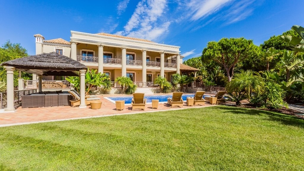 5 Bedroom Villa Quinta Do Lago, Central Algarve Ref: MV20974
