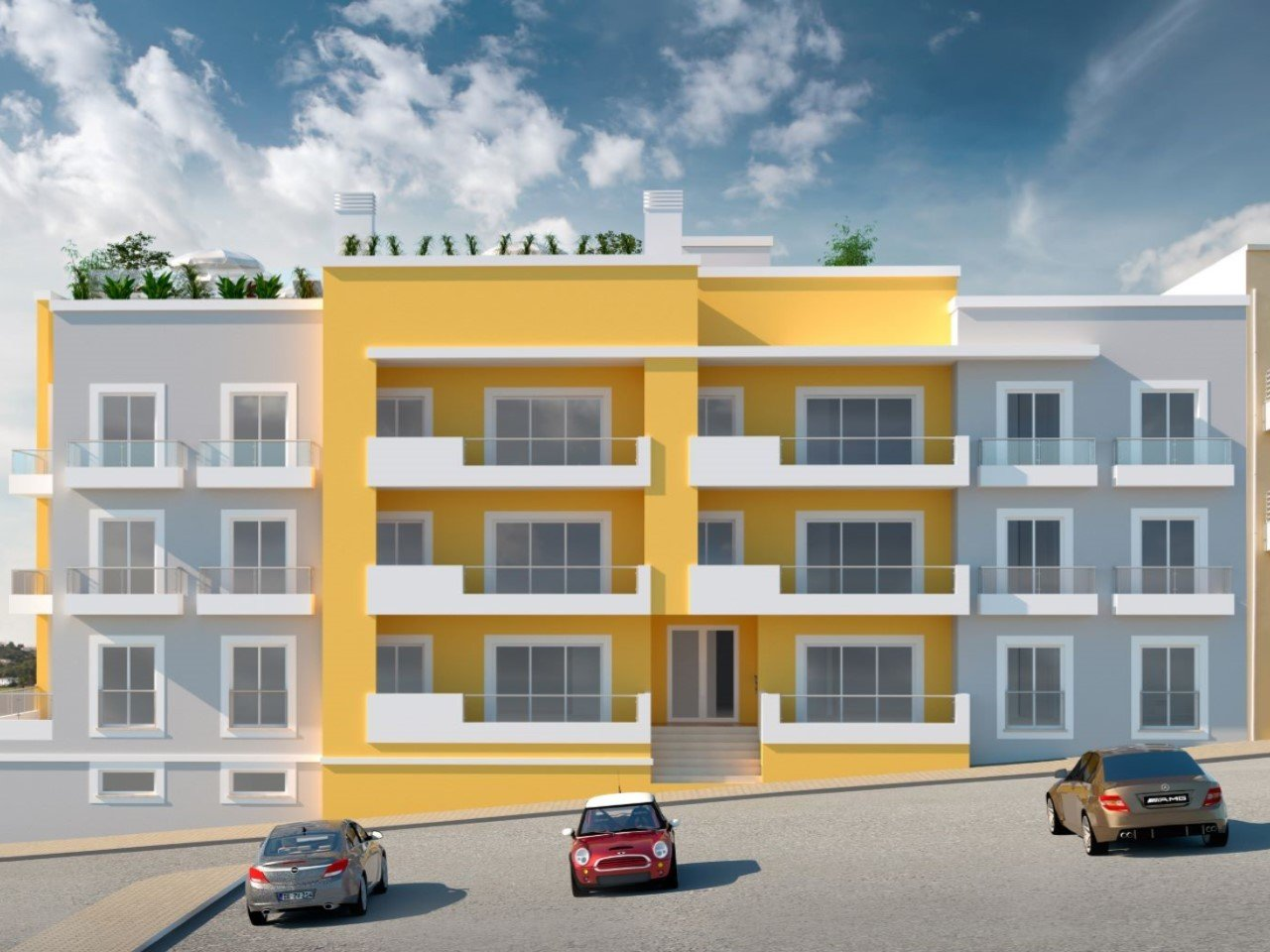 3 Bedroom Apartment Lagos, Western Algarve Ref: GA338D