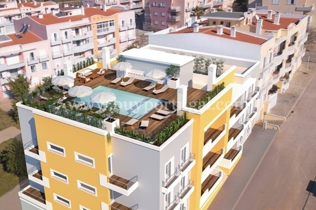 2 Bedroom Apartment Lagos, Western Algarve Ref: GA338