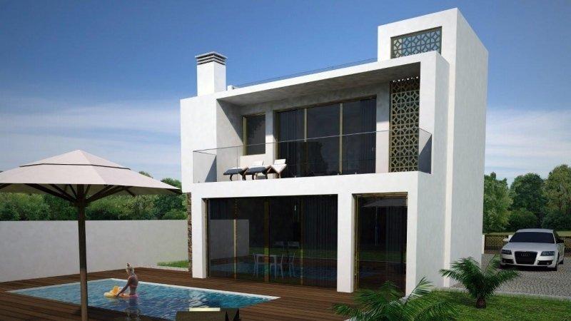 3 Bedroom Villa Sao Martinho do Porto, Silver Coast Ref: AV1937