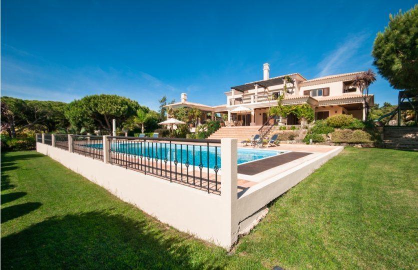 4 Bedroom Villa Quinta Do Lago, Central Algarve Ref: MV20956