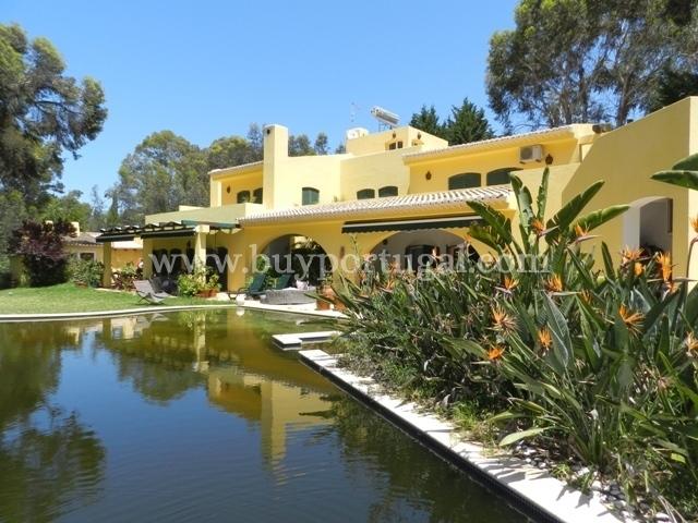 6 Bedroom Villa Portimao, Western Algarve Ref: GV534