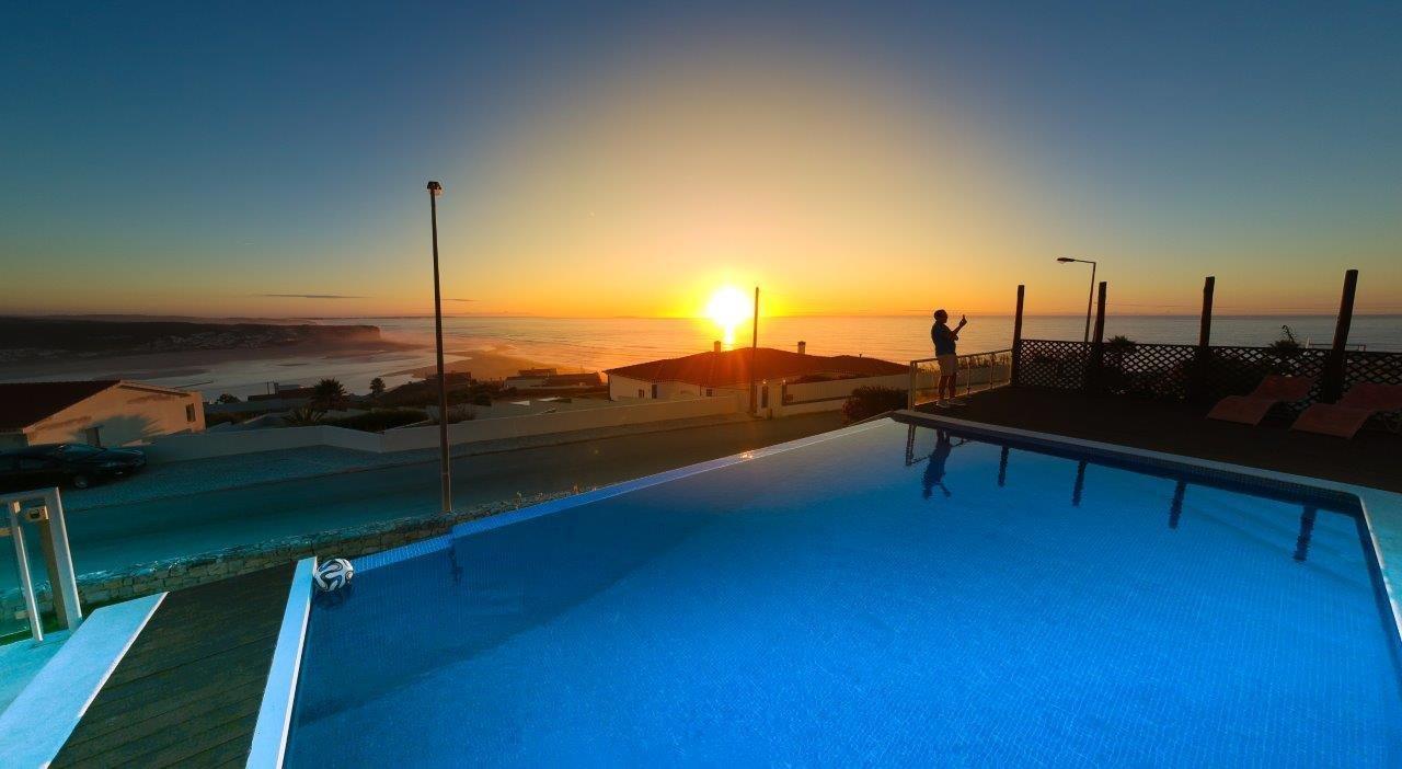 5 Bedroom Villa Foz do Arelho, Silver Coast Ref: AV1940
