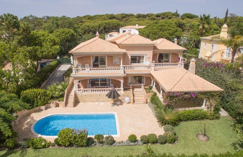4 Bedroom Villa Quinta Do Lago, Central Algarve Ref: MV19914
